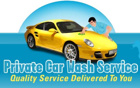 private car wash service